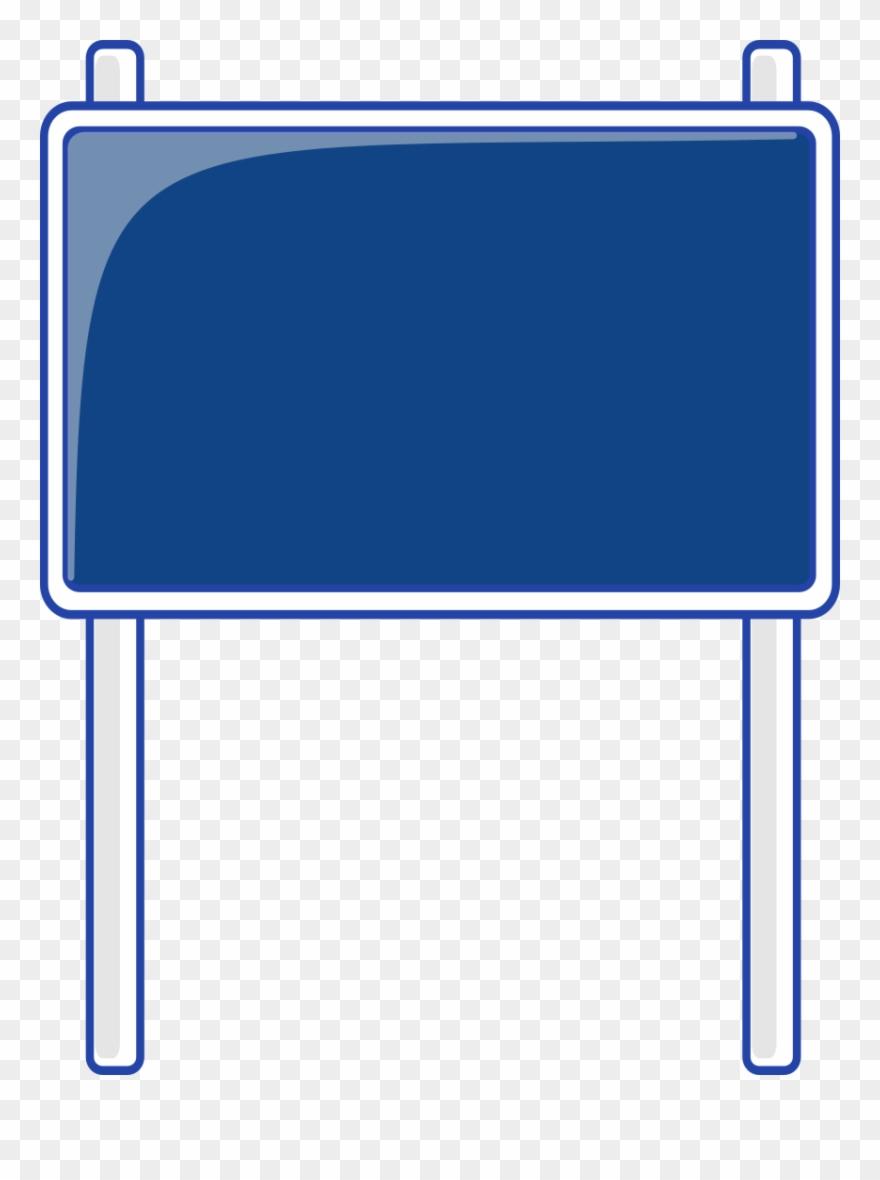 Blank Highway Sign Bing Images Traffic Street Road - Blank ...