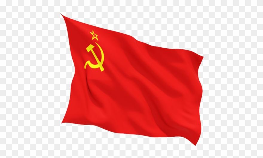 Флаг ссср анимация на прозрачном фоне