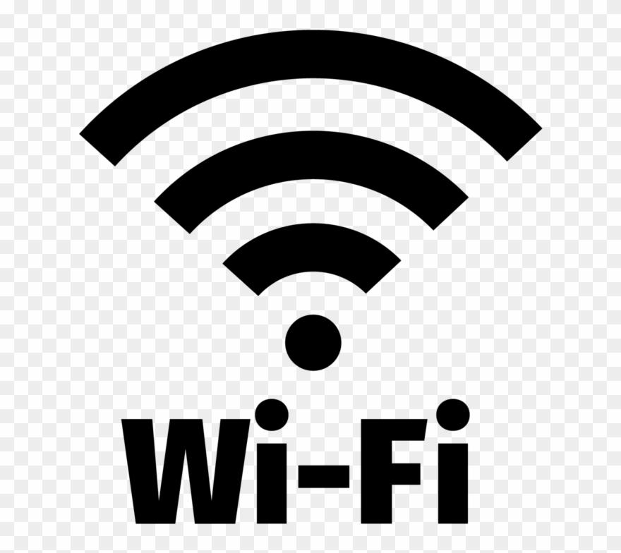 Passenger Callout 6 Wifi Signal Png Clipart 1044716 Pinclipart