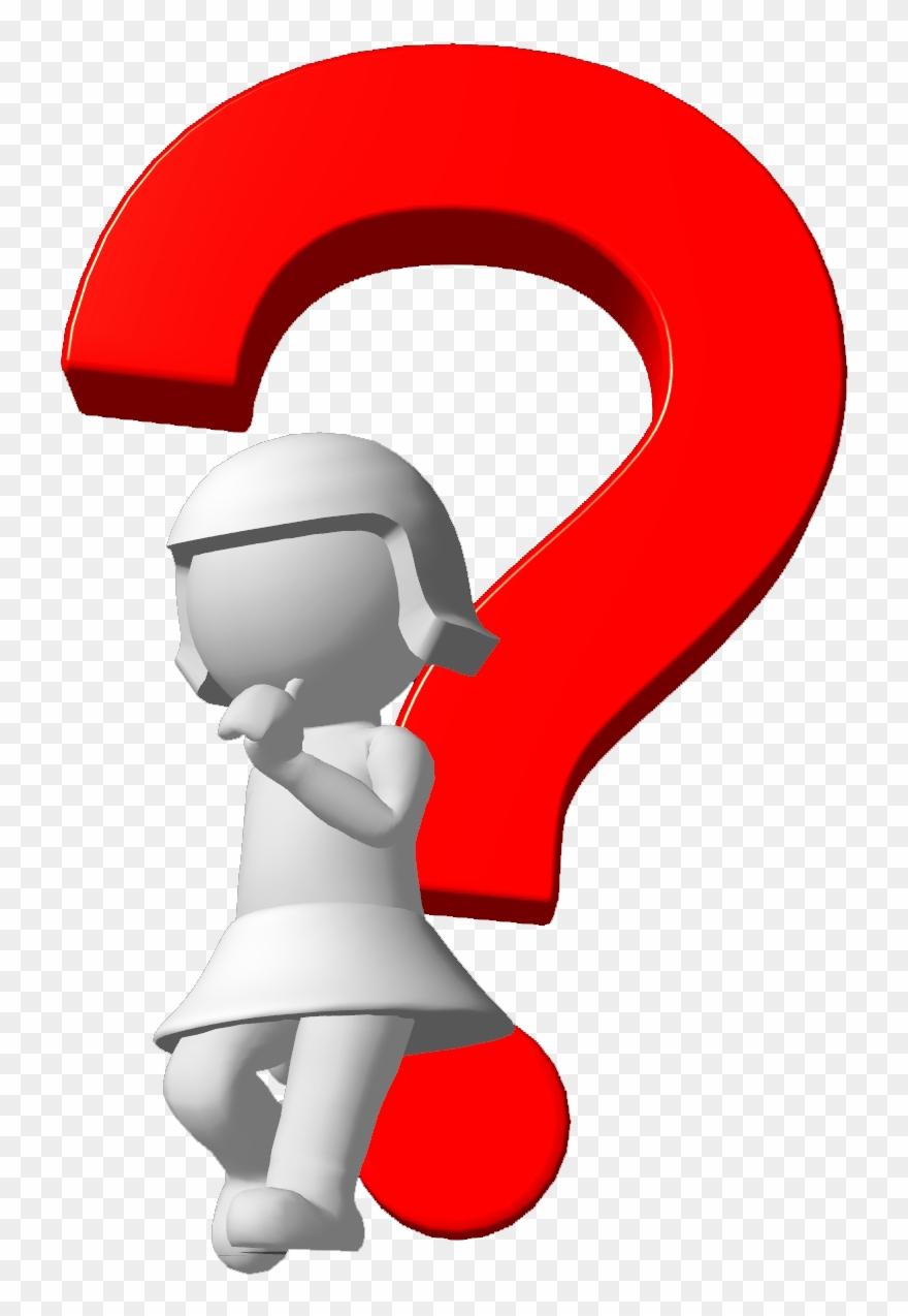 Transparent Ask Questions - Problem Statement Icon Png ...