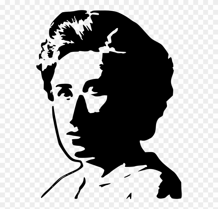 Rosa Luxemburg Clipart Png Download 1051219 Pinclipart