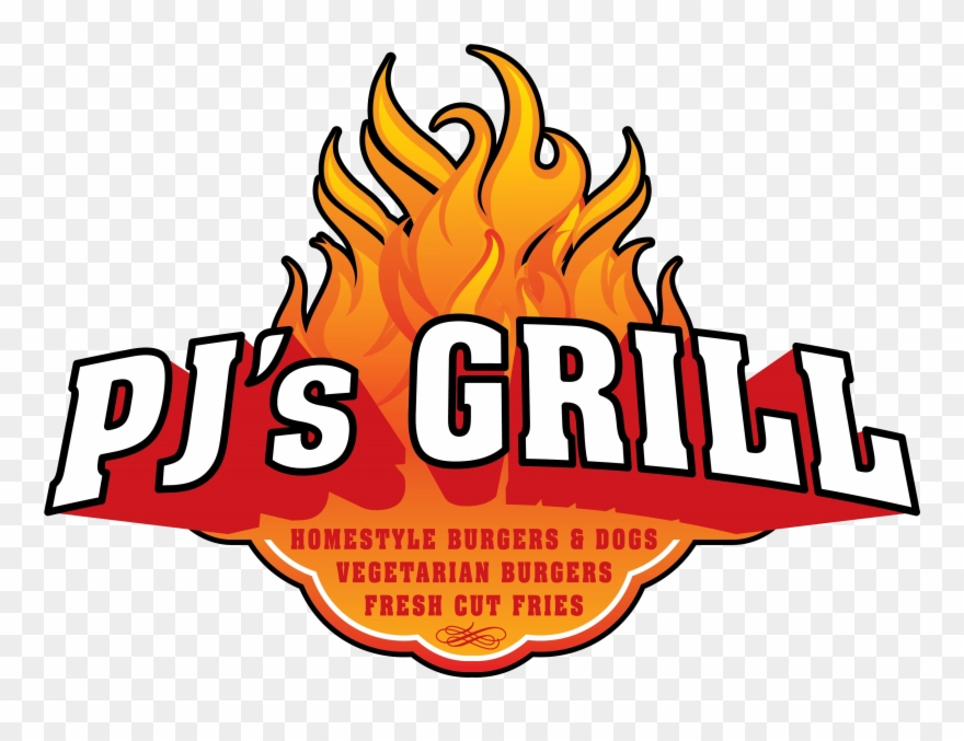 Pj's Grill - Homestyle Burgers, Dogs & Vegetarian Clipart