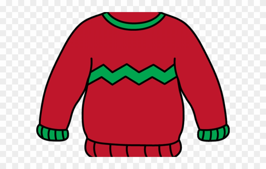 Ugly christmas sweater pink. Dress clipart tacky clip