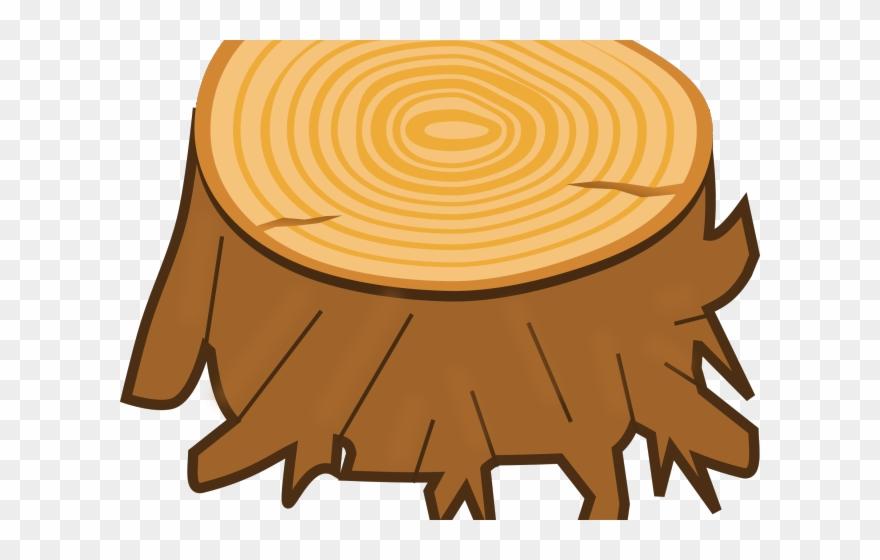 Trunk Clipart Root Clipart Tronco De Arvore Cortado Desenho