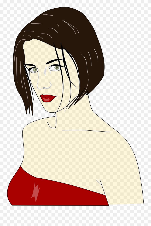Big Image Desenho De Menina Sexy Clipart 1063524 Pinclipart
