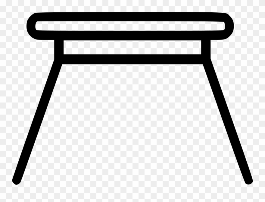 Phenomenal Table Sideview Small Furniture Home Svg Png Icon Free Interior Design Ideas Helimdqseriescom