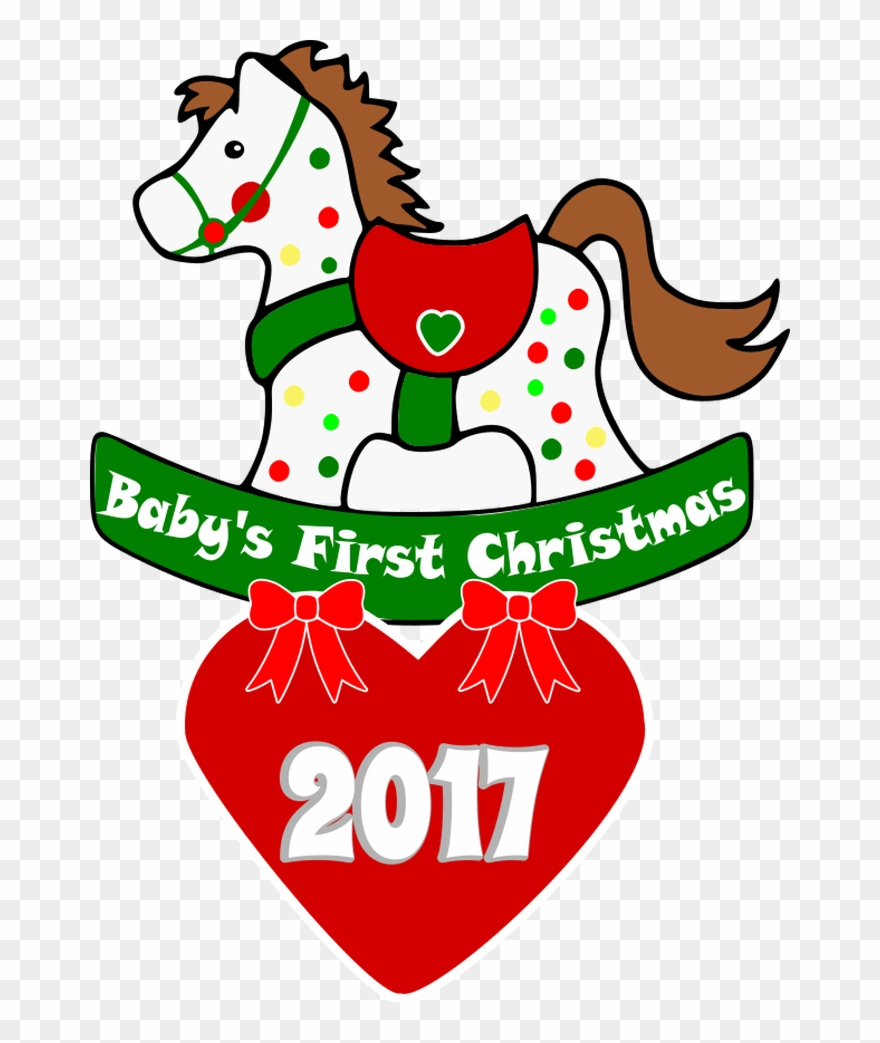 Merry Christmas Ornament Svg.Adorable Svg Perfect For A Baby S First Christmas Ornament