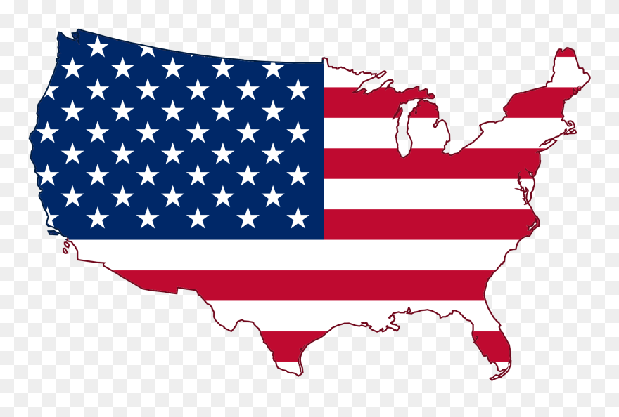 Flags Wallpaper Wiki Usa Iphone Hd Backgrounds - United States Transparent Background Clipart