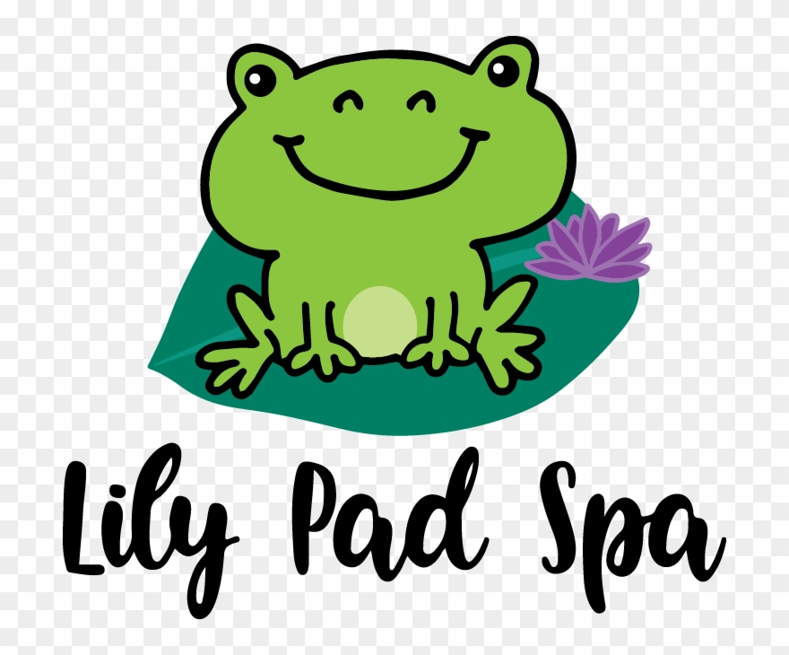 Lily Pad Spa Clipart