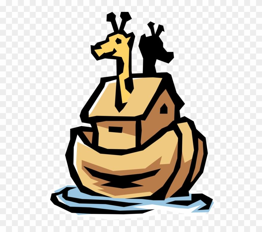 Noah And The Ark Clipart, HD Png Download , Transparent Png Image - PNGitem