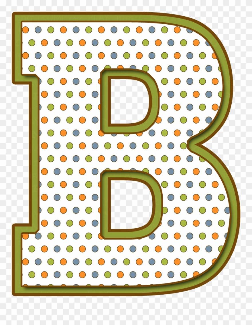 Letras Mayusculas Para Imprimir De Bolitas De Colores
