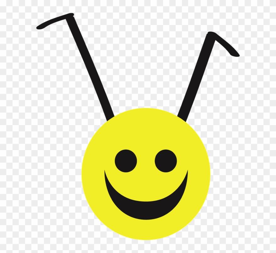 Silk Clipart Caterpilar - Yellow Caterpillar Head Clipart