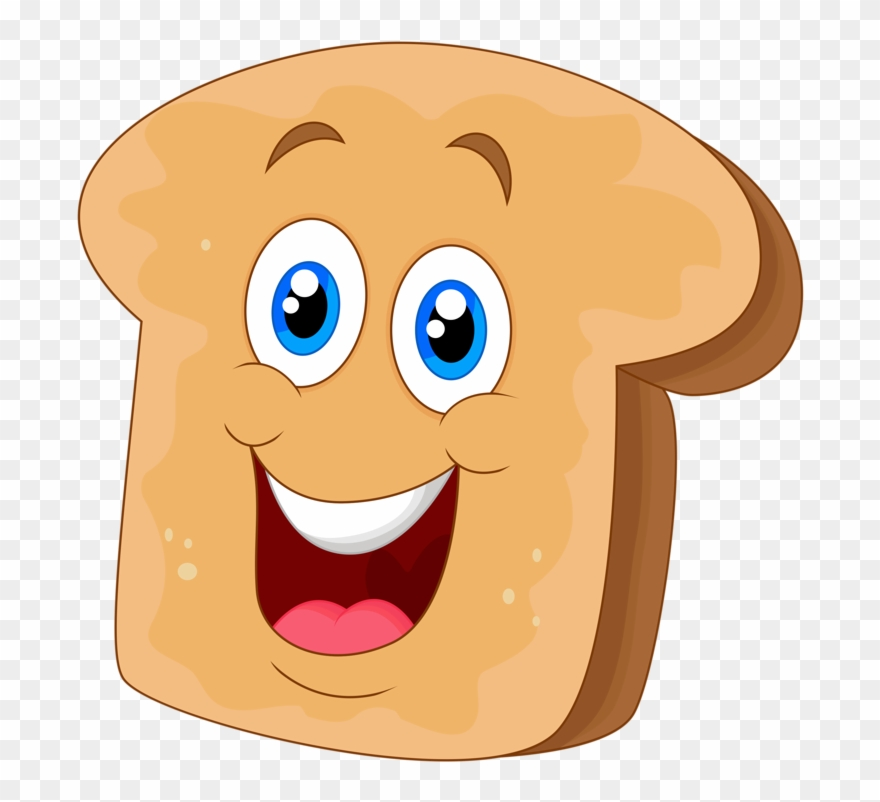 Clipart Face Bread Bread With Faces Clipart Png Download 110465 Pinclipart