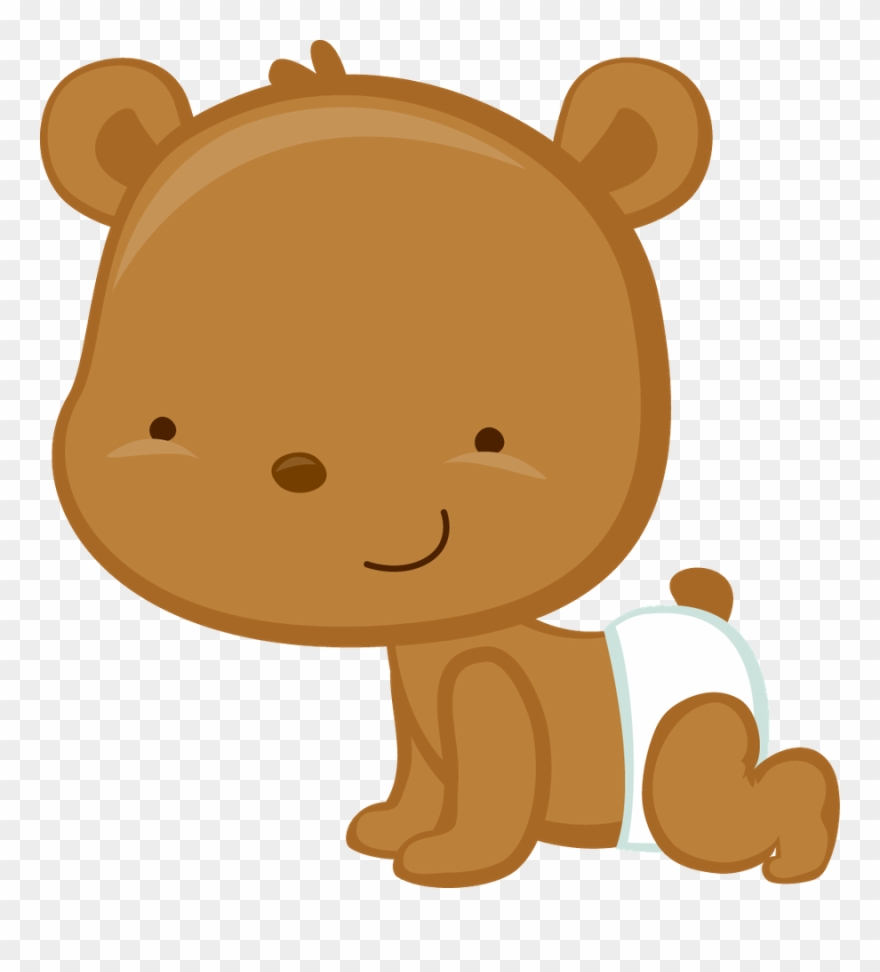 Bear baby. Clipart bonnets teddy in