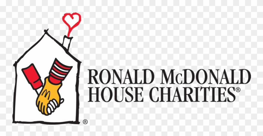Ronald Mcdonald House Is An All Ages Award From The - Ronald Mcdonald House Logo Png Clipart
