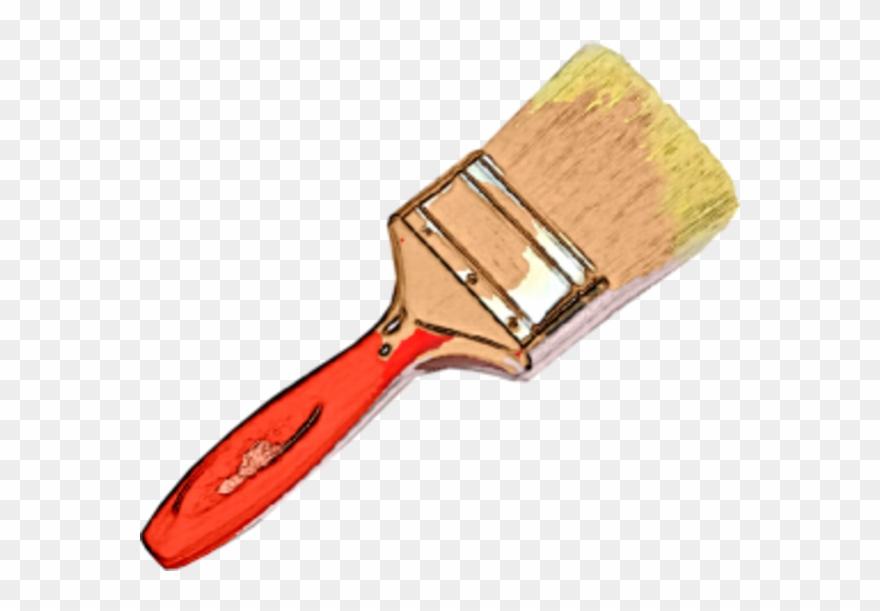 Palette Painting Art Clip Art Paint Brush Cartoon Transparent