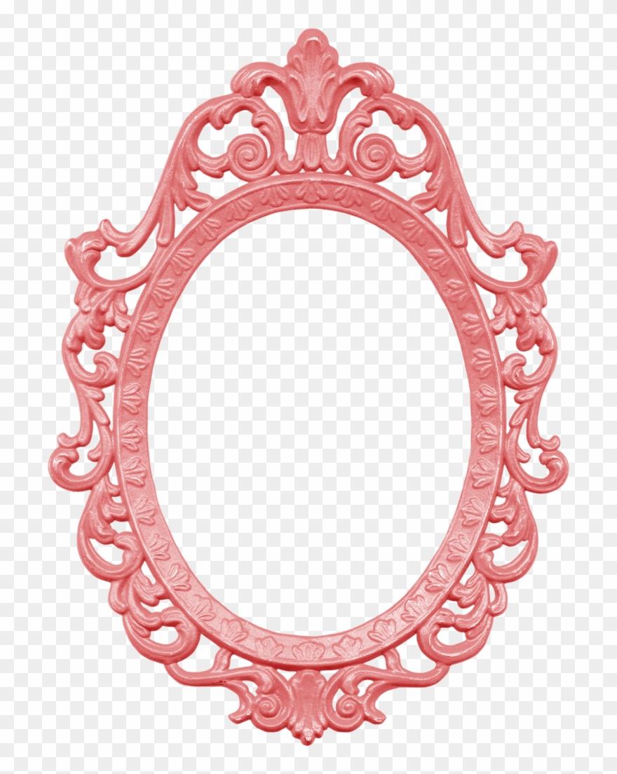 Frames Espelho Branca De Neve Desenho Clipart
