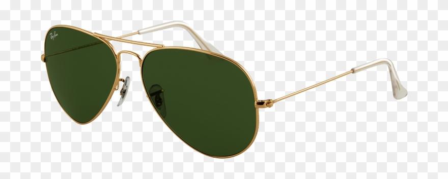 bd2fee3106131 Aviator Sunglasses Png - Ray Ban Aviator Clipart ( 1106846) - PinClipart