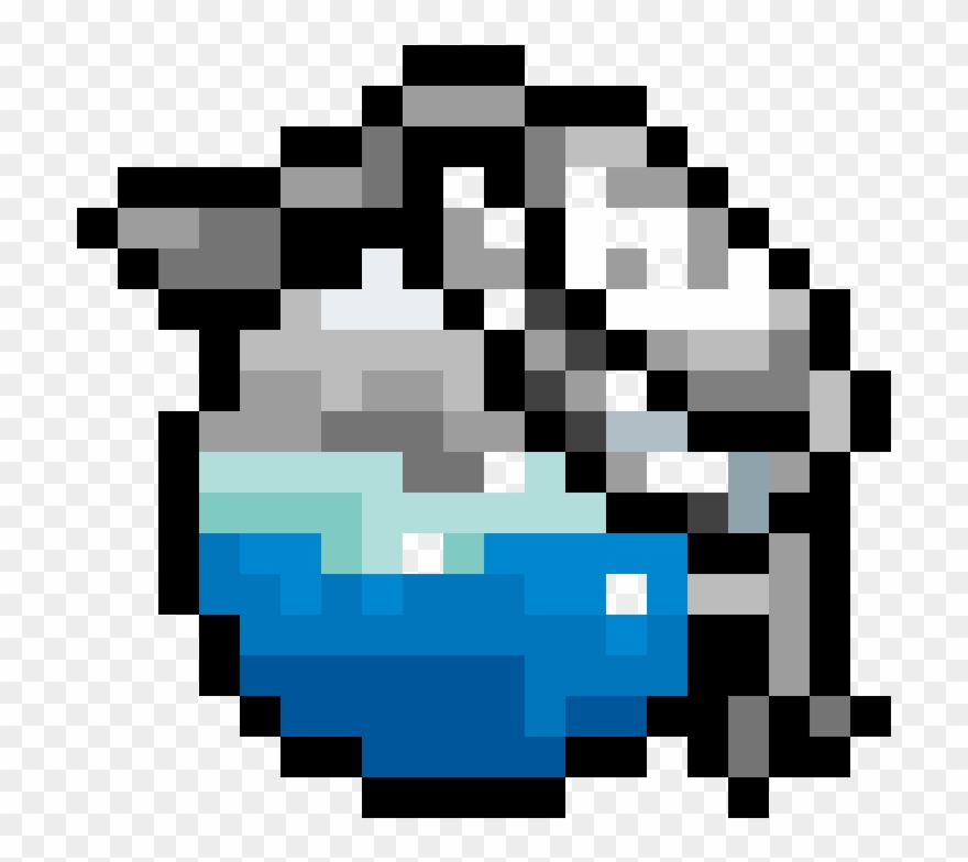 Potion Transparent Fat Fortnite Pixel Art Minecraft Clipart 1106979 Pinclipart
