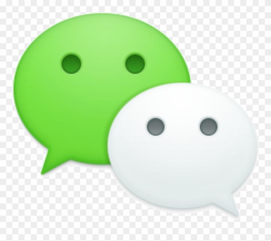 Wechat - Logo Wechat Transparent Clipart (#1108802) - PinClipart