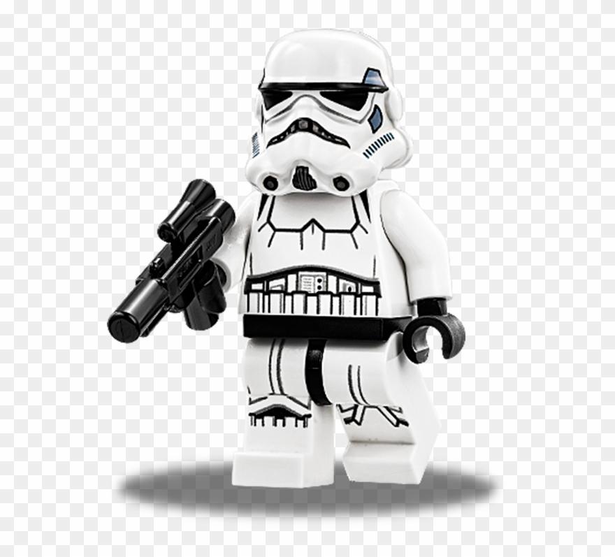 Stormtrooper Lego Man Death Star Star Wars Characters