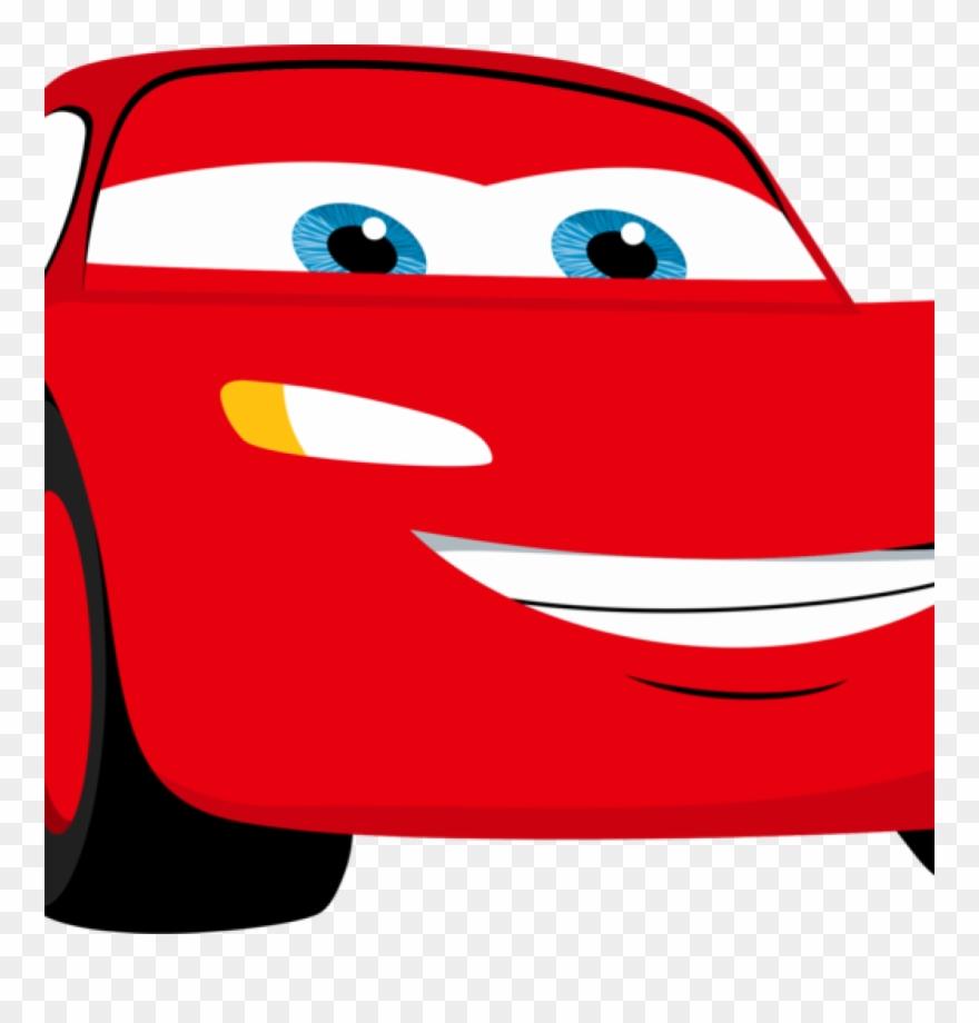 Car Clipart Lightning Mcqueen Modelos De Convite Carros Png