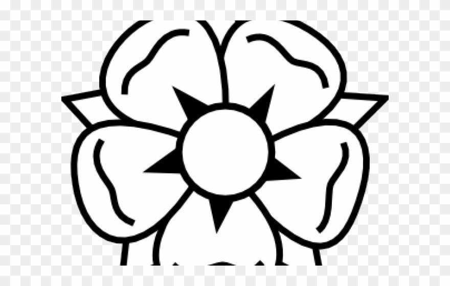 White Flower Clipart Little Flower Traditional Flower Tattoo