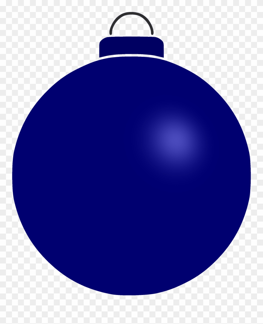 Christmas Ornament Clip Art.Clipart Plain Bauble 9 Gold Christmas Ornament Clip