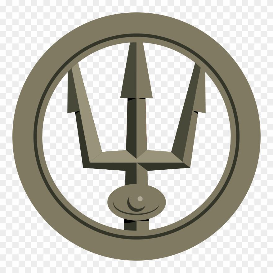 Poseidon Trident Clipart 1118556 Pinclipart