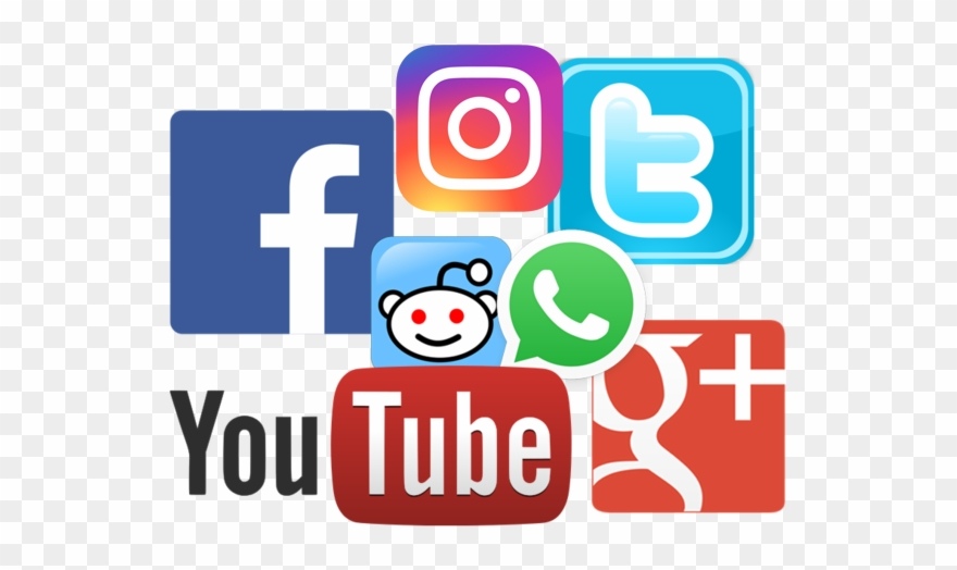 Social Share Buttons Png - My Youtube Channel Animated Gif
