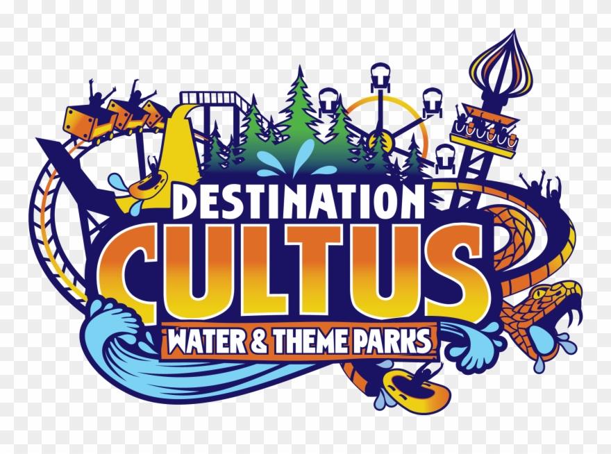 Summer Fun Contest Water Theme Park Logo Clipart 1125152 Pinclipart