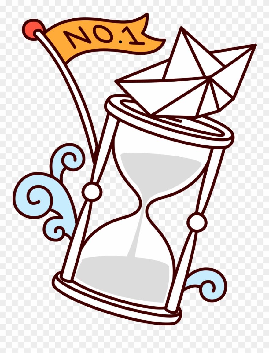 Jpg Free Download Cartoon Clip Art Painted Reloj De Arena Animado
