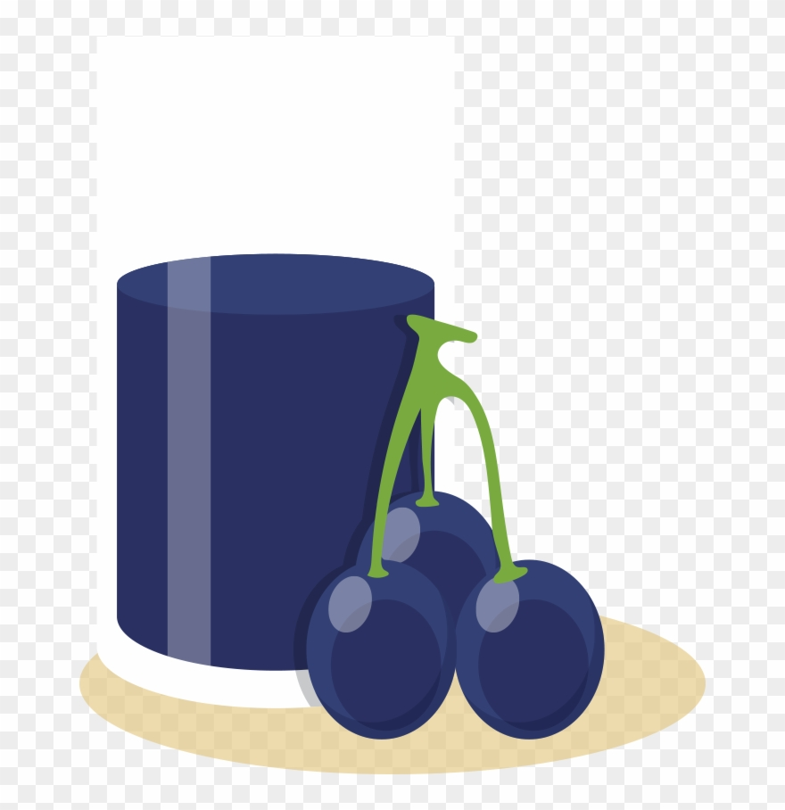 Cranberry Vector Blueberry Fruit Svg Black And White - Fruit