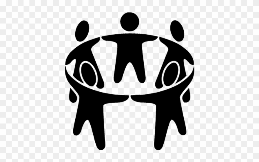 self help group icon clipart   1127889