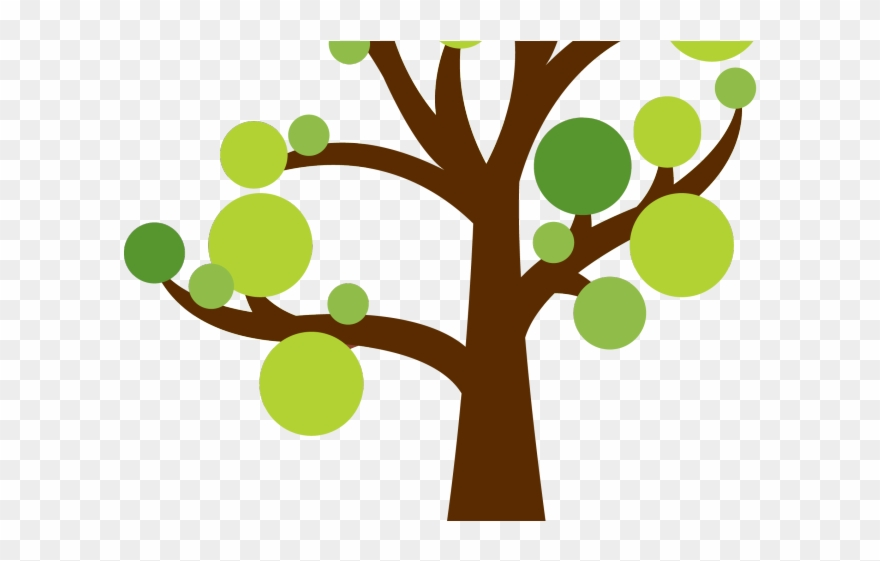 Tree Clipart Clipart Green Tree - Jungle Theme Baby Shower ...