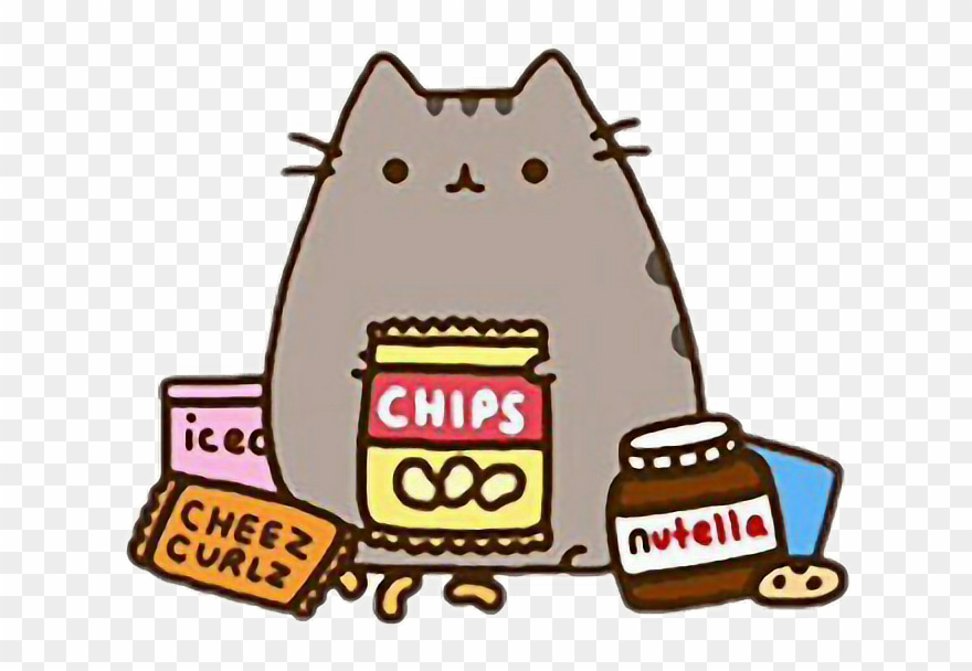 Pusheen Pusheencat Cat Kitty Kot Pushin Cute Profile Pictures For