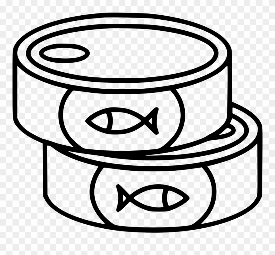 Canned cartoon fish Clipart | k33707064 | Fotosearch