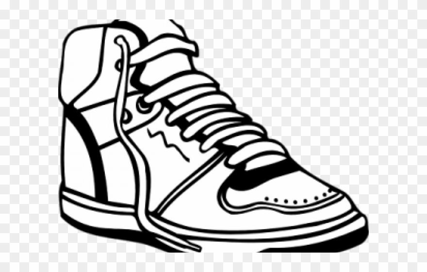 Sport Shoes Clip Art