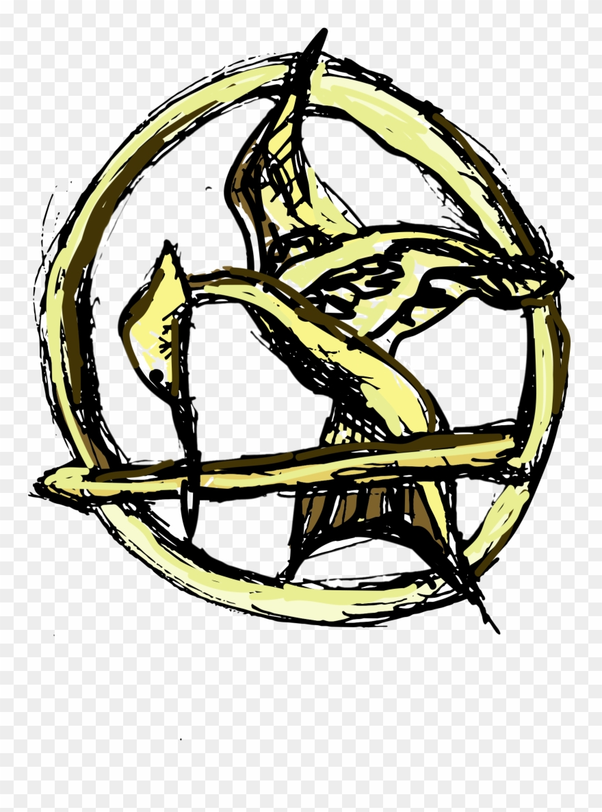 Hunger Games Symbol The Hunger Games Clipart 1154647 Pinclipart