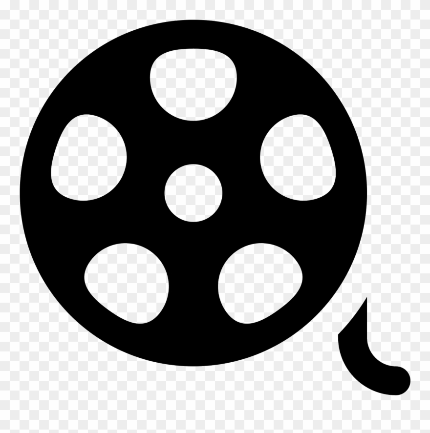 Film Reel Icon Movie Logo Png Clipart 1155244 Pinclipart