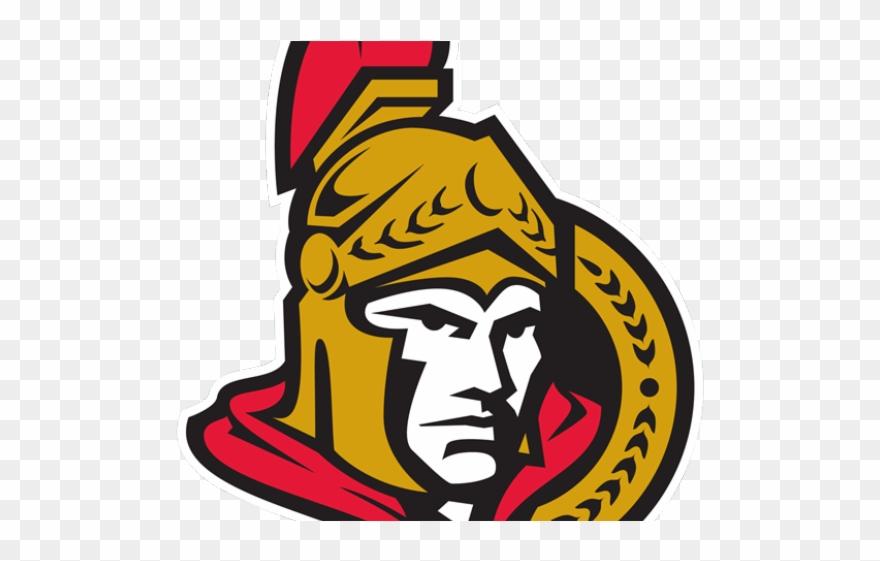 Nhl Clipart Hockey Tournament Ottawa Senators Logo Png