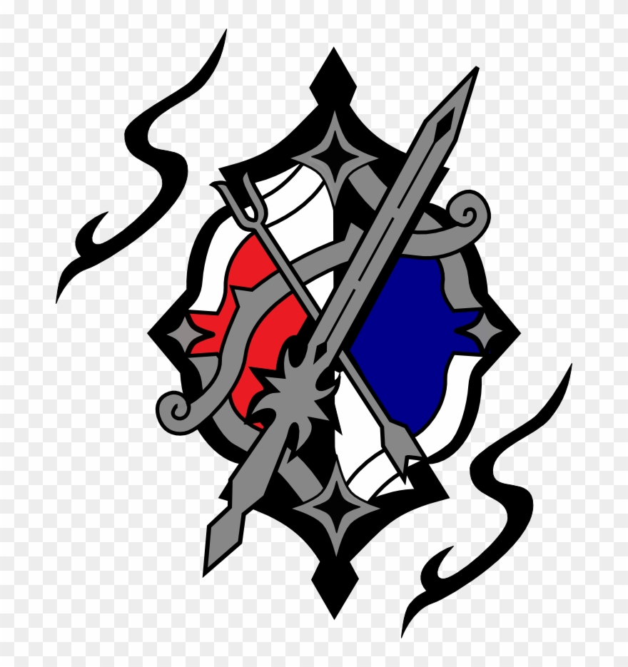 The Banner Of Silver Sword Log Horizon Logo Clipart 1165766