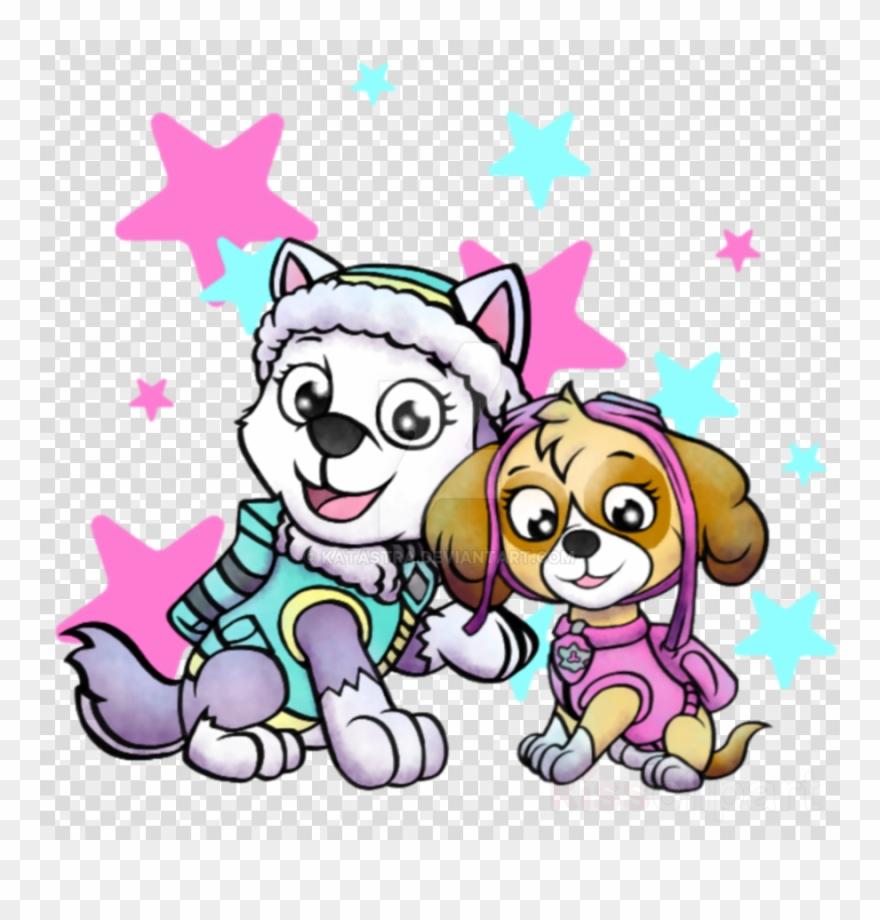 Download Paw Patrol Girls Clip Art Clipart Puppy Decorative