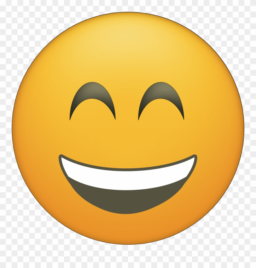 picture relating to Printable Smiley Face referred to as Blushing Delighted Encounter Emoji Printable - Printable Emojis