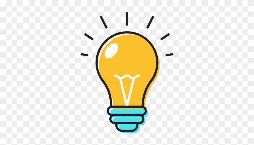 idea clipart yellow bulb lightbulb clipart transparent background png download 1172043 pinclipart idea clipart yellow bulb lightbulb