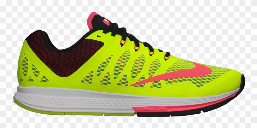 Tina costo Referéndum  Running Shoes Png Image - Nike Running Shoe Transparent Clipart (#1175947)  - PinClipart