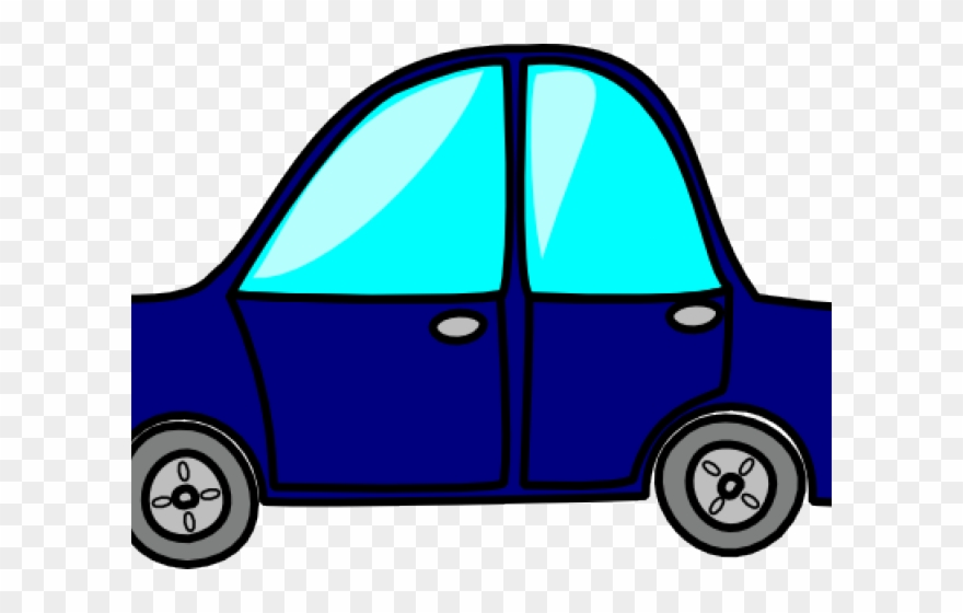 Car animated. Blue clipart toy gif