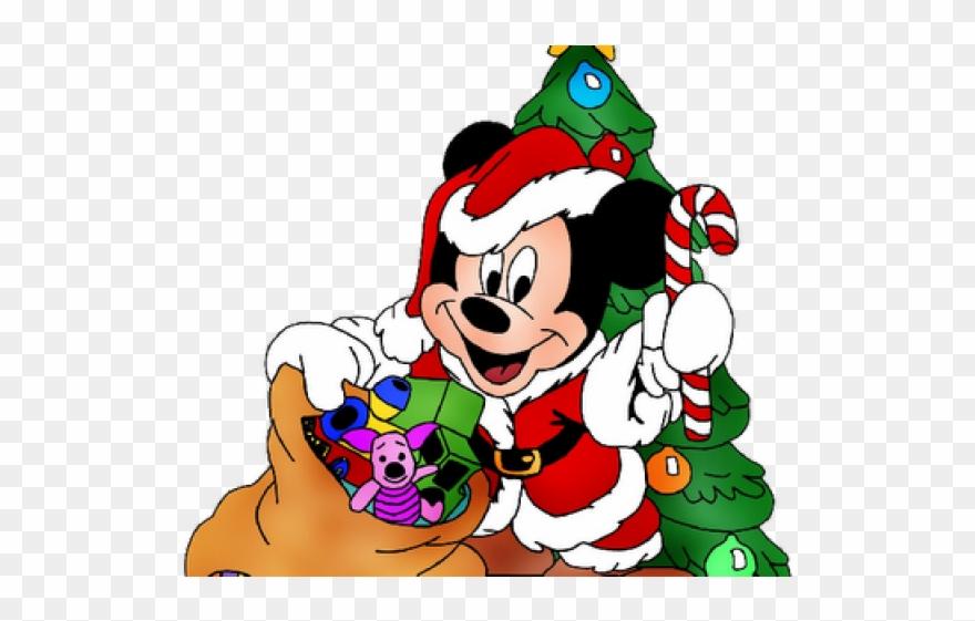 Mickey Mouse Christmas Tree.Merry Christmas Clipart Mickey Mouse Mickey Mouse