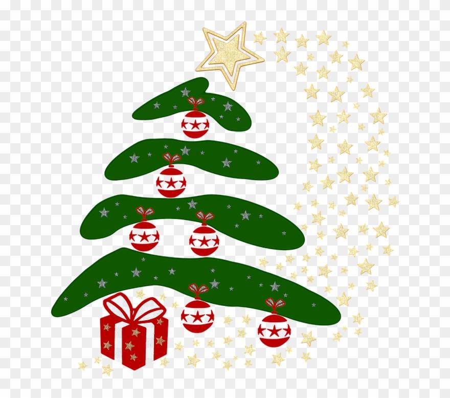 Free Christmas Tree Clipart 22, Buy Clip Art - Karácsonyfa Ikon - Png  Download (#1191909) - PinClipart