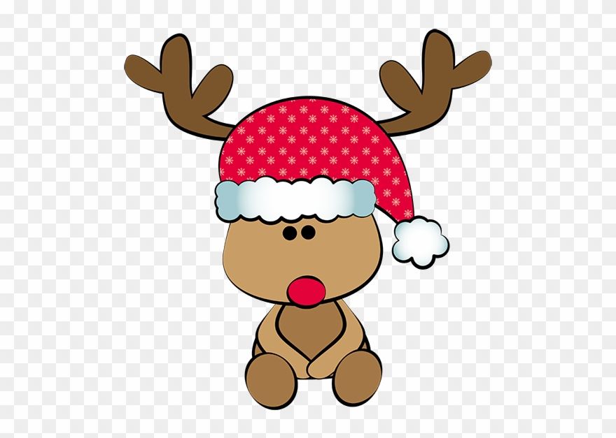 Christmas Cute Stuffs Clipart Contains